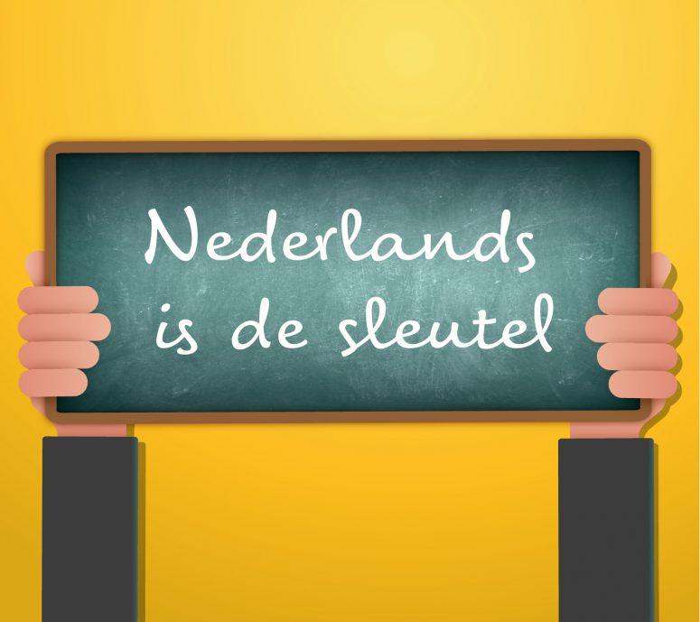 Nederlands is de sleutel